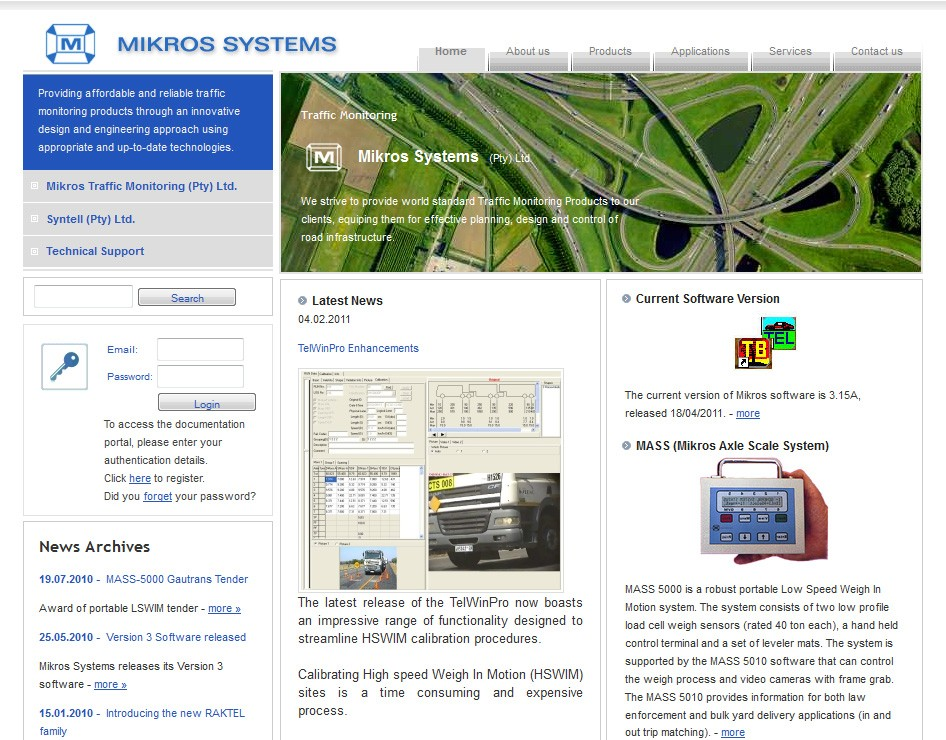 Mikros Systems (Pty) Ltd